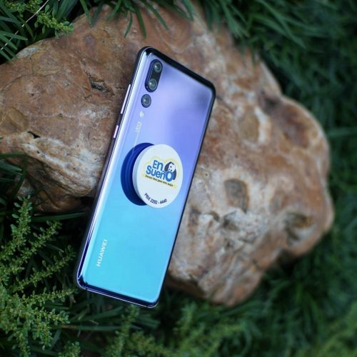 Custom Logo Pop Up Phone Grip + Pop Clip photo review