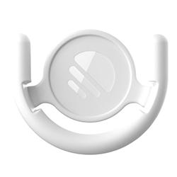 custom white popsocket clip