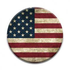America Vintage Flag Popsocket