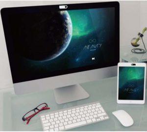 custom webcam cover for iphne iPad iMac