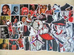 Air Jordan AJ Sneaker Sticker decals bulk pack wholesale