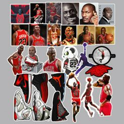 Air Jordan AJ Sneaker Sticker decals bulk pack wholesale